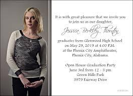 graduate invites exciting high school graduation invitations
