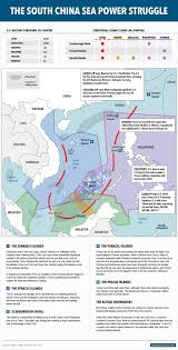 East China Sea Map by The South China Sea Graphic Business Insider