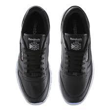 20 Classic Black And White Men U0027s Reebok Classic Leather Ice Shoe Black Mr Alan U0027s