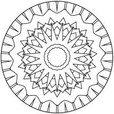 star mandala coloring pages hellokids