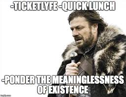 Ponder Meme - brace yourselves x is coming latest memes imgflip