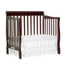 Cheap Mini Crib On Me Aden 3 In 1 Convertible Mini Crib Reviews Wayfair