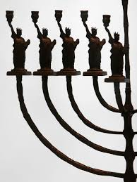 buy a menorah food for hanukkah on christmas