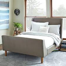 West Elm Day Bed Sleigh Daybed With Trundle In Black Sleigh Bed Daybed With Trundle
