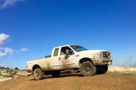 Ford Trucks Mudding - top 5 mods for off road diesels