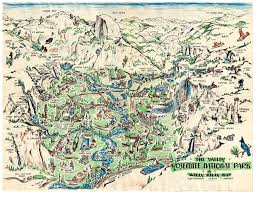 san francisco hotel map pdf yosemite historic maps yosemite library