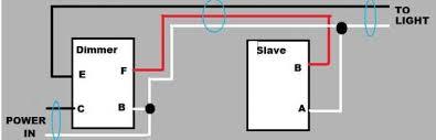slave 3 way dimmer wiring diagram maestro dimmer wiring diagram