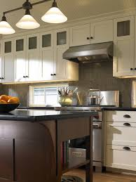 Crystal Kitchen Cabinets Crystal Cabinet Knobs Kitchen Traditional With White Wood Tile