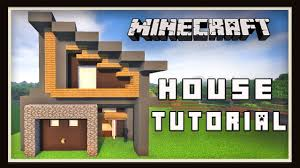 minecraft how to build a small modern house part 2 second story