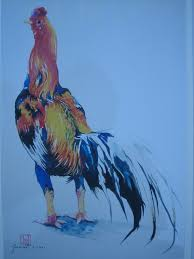 fighting rooster drawing google search things to do