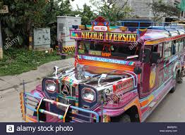 jeepney philippines jeepney philippines stock photo royalty free image 30633671 alamy