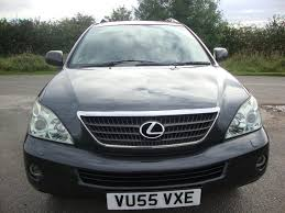 lexus suv for sale uk used lexus rx petrol electric hybrid for sale motors co uk