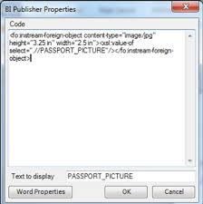 bi publisher 11g how to display a blob image in an rtf template