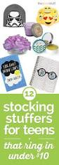 12 stocking stuffers for teens under 10 thegoodstuff