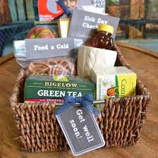 care package for someone sick this cough cold and flu care package is easy to put together and