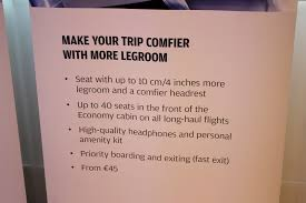 Comfort On Long Flights Finnair Will Introduce U0027economy Comfort U0027 On Long Haul Flights A