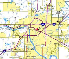 map of tulsa file tulsa ok tiger map gif wikimedia commons