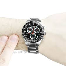 tissot black friday men u0027s tissot prs516 chronograph watch t0444172105100 watch