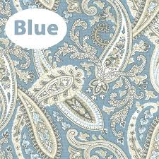 Paisley Curtains Ballard Paisley Print Tailored Tiers Window Curtains Window Toppers
