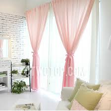 Pale Pink Curtains Bedroom Beautiful Polyester Pale Pink Curtains