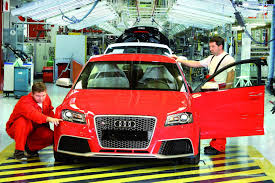 audi factory audi wants to build a new factory in the usa