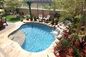 working with a small backyard u2014 california pools