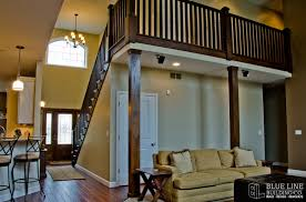 Interior Design For New Construction Homes Custom New Construction Homes Carleton Mi Blue Line Building Co