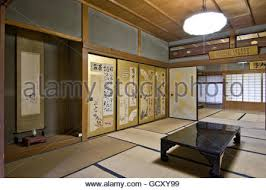 typical japanese home kyoto japan stock photo royalty free image
