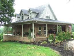 farmhouse porches floor plan houses with wrap around porches home plans brick