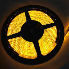 yellow led strip lights buy 3528 yellow smd led strip lights waterproof ip 65 online india