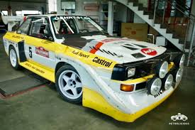 audi rally group b rally inspired audi quattro s1 e2 replica buildturnology