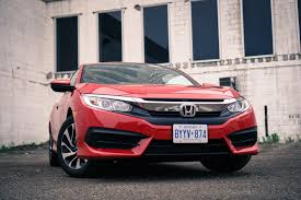 honda civic 2016 review 2016 honda civic coupe lx canadian auto review