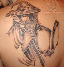 wizard tattoo images u0026 designs