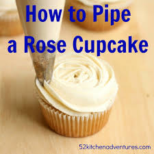 how to frost a rose ombre cake