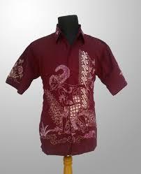 desain baju batik pria 2014 macam macam baju batik indonesia yang salah satunya adalah batik