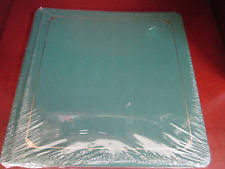 12 x 15 scrapbook albums creative memories scrapbooking albums refills green ebay