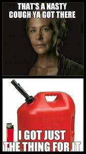 Carol Twd Meme - cassie carnage s house of horror top 17 funniest walking dead