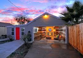 convert garage to house guest cottage u2013 venidami us