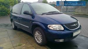 chrysler grand voyager 2 5 diesel 5 speed manual 2003 chryslers