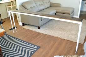 table behind sofa called long table behind couch long table behind couch long skinny sofa