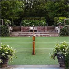backyards tennis court in backyard how to build a tennis court