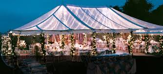 tent for party 55 outside tents for the honoree dinner was held in a