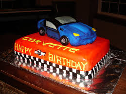 corvette birthday ideas for corvette bd cake corvetteforum chevrolet corvette
