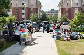 Umd Campus Map Move In South Campus Commons