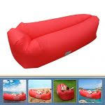 Blow Up Beach Chair by Review Vitchelo Inflatable Lounger U0026 Blow Up Chair Sofa Couch