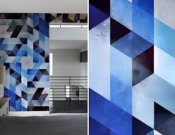 wall pattern create a captivating accent wall with geometric pattern wall tiles
