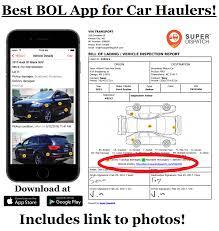 auto transport load board list for car haulers super dispatch