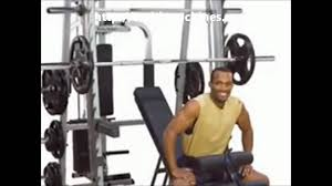 body solid series 7 smith machine youtube