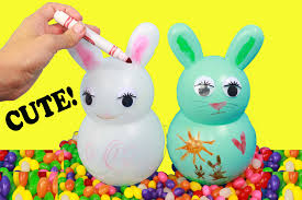 easter bunny candy diy easter family kids craft easter bunny decorate crayola