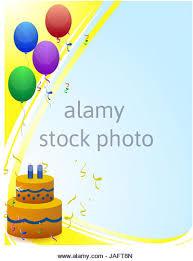 happy birthday card balloons rays stock photos u0026 happy birthday